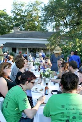 Boggy creek farm wedding
